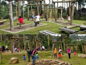 Harga Tiket Masuk Dusun Bambu sekarang