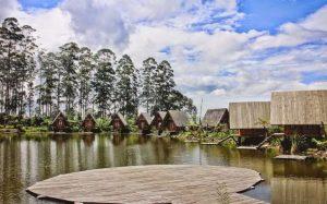 Harga Tiket Masuk Dusun Bambu terbaru