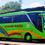 Harga Tiket Bus Gunung Harta