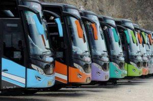 Harga Tiket Bus Lebaran 2017