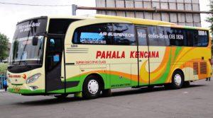 Harga Tiket Bus Pahala Kencana
