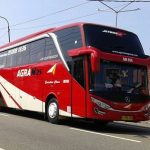 Harga Tiket dan Rute Bus Agra Mas