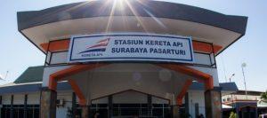 Jadwal Kereta Api Surabaya pasarturi