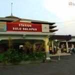 Jadwal Kereta Api dari Solo ke Seluruh Indonesia