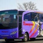 Harga Tiket Bus Ramayana Terbaru