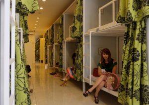 butik capsule hostel kota malang jawa timur indonesia