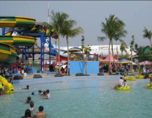 Kolam Saygon Waterpark