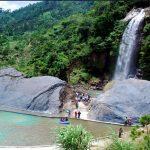 Wisata Alam Air Terjun Bidadari