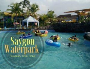 saygon waterpark pasuruan jawa timur