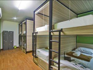 CX Hostel Kuta Raya.