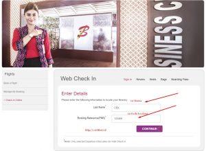 Web Check In Batik Air
