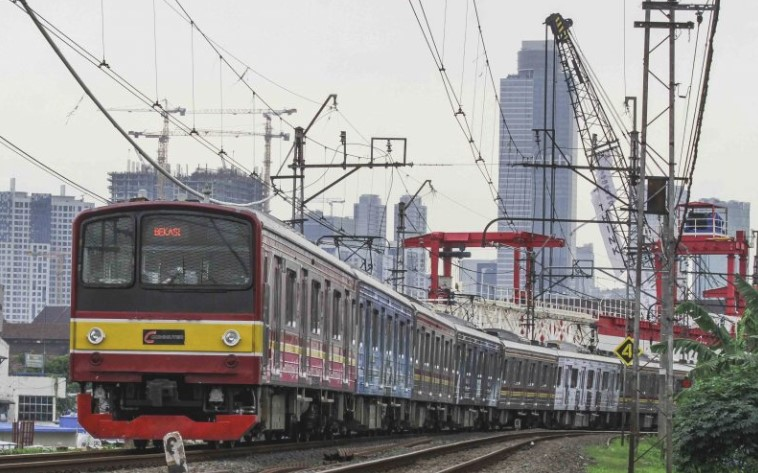 Commuter Line Duri – Tangerang