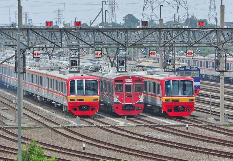KA Commuter Line Bogor