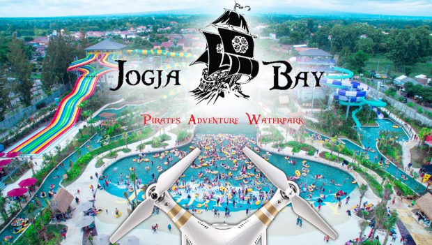 Objek wisata Jogja Bay Waterpark