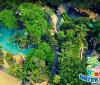 Objek wisata Waterboom Lippo Cikarang
