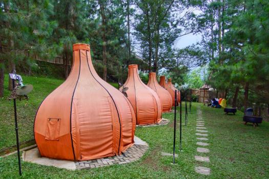 Spot foto di The Lodge Maribaya