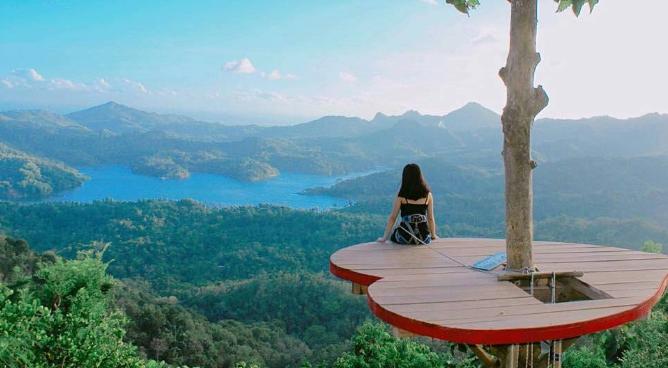 Objek wisata Alam Kalibiru