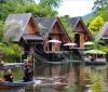 Objek wisata Dusun Bambu Lembang