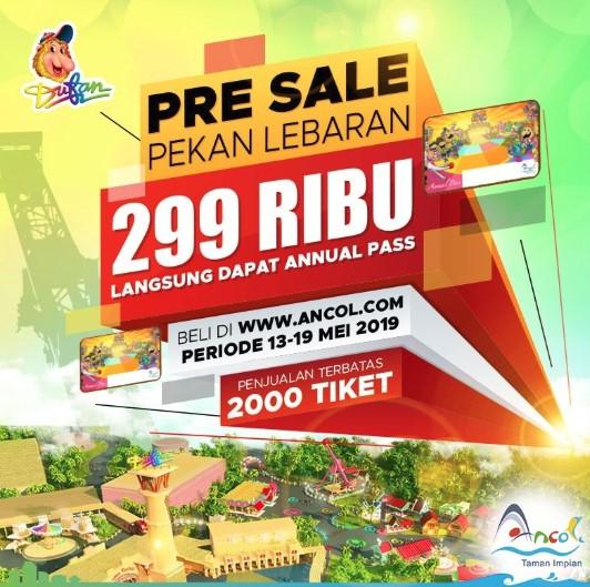 Wahana Promo Harga Tiket Masuk Dufan Terbaru S D Des 2019