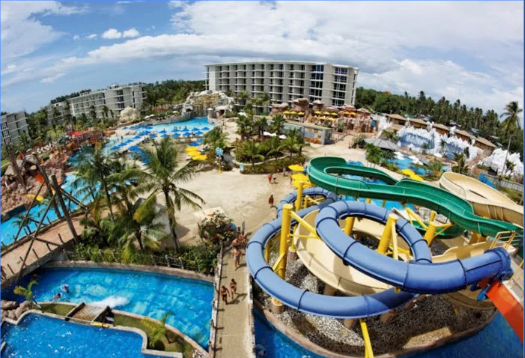 Wahana Atlantis Water Adventure