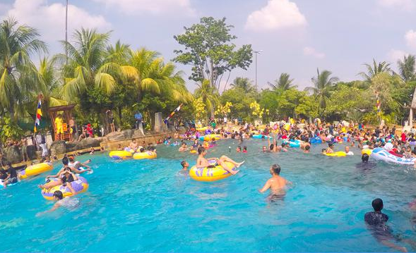 Wisata Atlantis Water Adventure