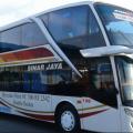 Armada Bus Sinar Jaya