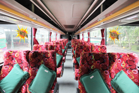 Interior Bus Lorena