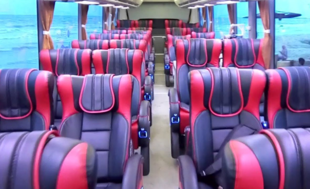 Interior Bus Bejeu