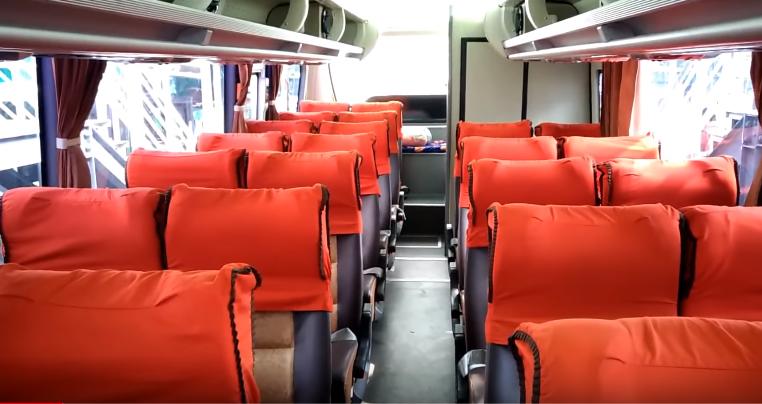 Interior Bus Eka