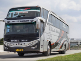 Armada Bus Rosalia Indah