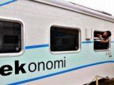 Kereta Api Ekonomi AC
