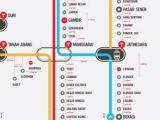 Rute KRL Cikarang – Jakarta Kota