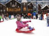 Wahana di Dunia Salju Bekasi